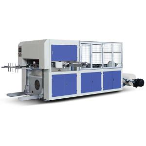 High Speed Paper Roll Die Cutting Machine